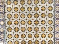 Lissaboner Wandfliesen - Muster
